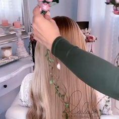 Wedding Hairstyles Tutorial, Bride Hairstyles, Bohemian Hairstyles, Boho Hairstyles Medium, Bridesmaid Hairstyles, Hairstyle Tutorials, Simple Hairstyles, Formal Hairstyles, Boho Wedding Hair