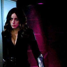 """Agents of Shield"" Hollywood Celebrities, Beautiful Celebrities, Female Actresses, Actors & Actresses, Avengers Girl, Chloe Bennett, Melinda May, Iain De Caestecker, Marvel Women"