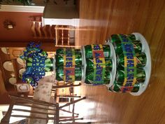 Mountain Dew birthday cake!