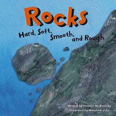 rocks & minerals picture book