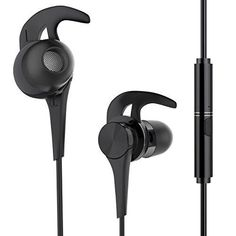 Wotmic Wired In-ear Noise Cancelling Headphones