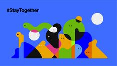 Join the Conversation: Campaign by Niceshit Studio Cool Tech Gifts, Old Games, Cool Animations, Australian Artists, Creative Industries, Art Festival, Graphic Design Illustration, Character Illustration, Design Thinking