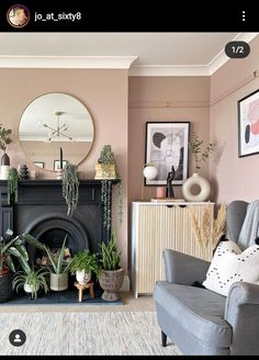 Apartment Color Schemes, Interior Color Schemes, Bedroom Color Schemes, Bedroom Colors, Interior Design, Small Space Living Room, Living Room Decor, Living Spaces, Dining Room