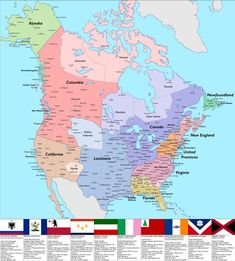 After a very long time, it's finally here: an up-to-date, relatively higher quality Inkscape map of North America in my Another America timeline, comple. Another America: North America Revolution Tv Show, Around The Fur, North America Map, Central America, Fantasy World Map, Radio Usa, Bizarre Pictures, Birthday Bag, Most Haunted Places
