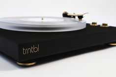 VNYL's wireless turntable lets your pals follow along on Spotify Perhaps you've heard of VNYL : the $39 record subscription service that sends you three new albums a month based on your musical tastes. After offering the vinyl aspect of the audio equation, the company is looking to provide the gear you'll need to spin those records, too. TRNTBL (we should've seen this coming), is a belt-driven wireless turntable that connects to your speakers, headphones and other devices via Blu..
