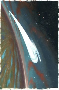 Silver Surfer by Esad Ribic