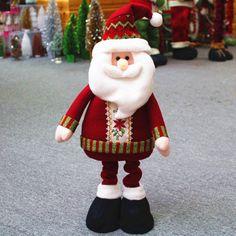 Resultado de imagen para muñecos navidad 2015 Holidays And Events, Christmas Ornaments, Holiday Decor, Christmas Fabric, Fabric Dolls, Jackets, Accessories, Manualidades, Christmas Jewelry