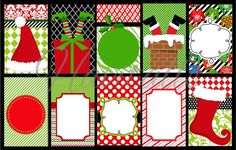 Christmas Crafts On Pinterest Gift Tags Christmas Advent Calendars And Snowman