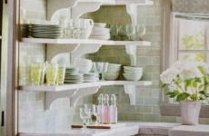 Amazing Kitchen Wall Shelves » Picture 126