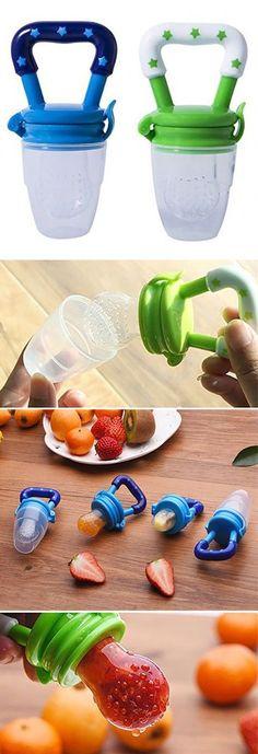Fresh Food Pacifier For Teething Babies