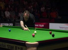 Snooker, my love: Williams conquers Dutch crown