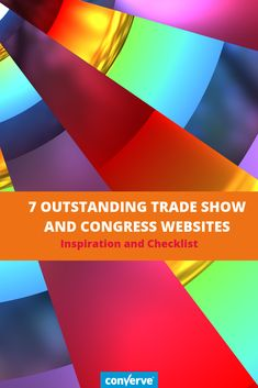 The website is the most important marketing tool for trade show and congress organizers. Which sites are particularly inspiring? We've found 7 current examples. At the end of the article, you'll find a checklist for top event websites Event Marketing, Marketing Tools, Trade Show, Fair Trade, Event Website, Organizers, Event Planning, Events, Organization