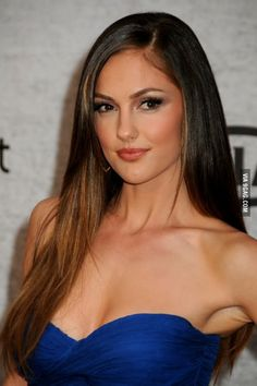 Most Beautiful Faces, Stunning Eyes, Beautiful Women Pictures, Gorgeous Women, Minka Kelly Makeup, Minka Kelly Style, Actrices Hollywood, Beautiful Actresses, Her Hair
