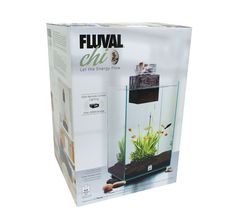 Inspired by the Chinese Chi philosophy, Fluval® Chi helps stimulate the essence of Chi-inspired values such as life, health, prosperity and everything that is positive. Description from moomoopets.sg. I searched for this on bing.com/images