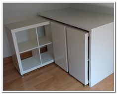 Würfelspeicherung Ikea Kallax Würfelspeicherung Ikea Kallax Source by The p. Cube storage Ikea Kallax Cube storage Ikea Kallax Source by The post Cube storage Ikea Kallax appeared first on Bett ideen. Bedroom Storage Ideas For Clothes, Bedroom Storage For Small Rooms, Ikea Bedroom Storage, Diy Bedroom, Ikea Hack Bedroom, Diy Storage Room Divider, Bedroom Ideas, Bedroom Inspiration, Ikea Inspiration