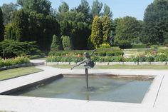 fontanna z baletnicą 2