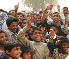 Iraqi kids, and the literacy Rate is 78.06% for Iraqi adults.