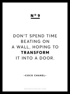 13 Rare Coco Chanel Quotes