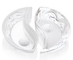 Lalique Yin Yang  (Style No: 1117900) from LuxuryCrystal.Com