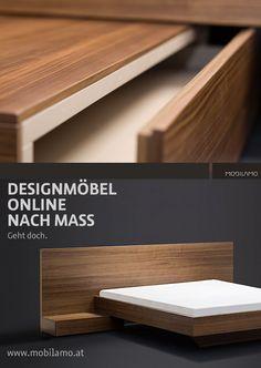 Die Massbetten von MOBILAMO können ganz einfach online mit Hilfe vom 3D-Konfigurator nach Ihren Vorstellungen angepasst werden.   Sie bestimmen die genauen Maße, das Design und die Materialien Ihres Wunschbettes und wir fertigen dieses genau nach Ihren Vorstellungen an. Geht doch!