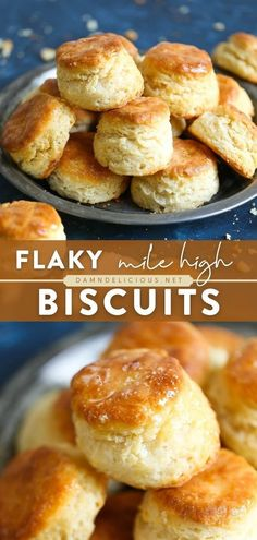 92 reviews · 65 minutes · Vegetarian · Makes 10-12 biscuits · This easy bread recipe is one of the best you will ever try! Extra buttery and extra flaky, these homemade biscuits are so good when warm and hot out of the oven. Serve them as an appetizer!