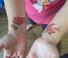 tatouage enfant