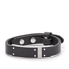 Basic Leather Bracelet