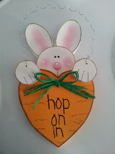 easter wooden crafts
