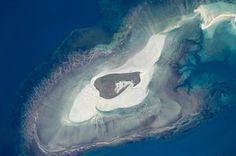 Adele Island, off Australia's north coast - These Are NASA's Favorite Earth Photos Of 2015