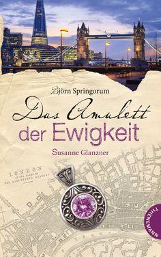 """Neben meinem heutigen """"stürmischen"""" Neuzugang, möchte ich euch gern noch ein Kinder-/Jugendbuch vorstellen, welches ich in den letzten Wochen gelsen habe :) Es war ein spannender und aufregender Zeitreiseroman, der mich sehr gut unterhalten hat:  """"Das Amulett der Ewigkeit"""" von Susanne Glanzner und Björn Springorum  http://immer-mit-buch.blogspot.de/2015/03/das-amulett-der-ewigkeit-susanne.html"""