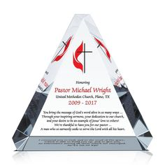 Religious Appreciation Plaques for Pastoral Service! Honor their dedication to the service of God, express your gratitude with a personal touch. Pastor Appreciation Poems, Gifts For Pastors, Priest, Awards, Thankful, Faith, Messages, Diy, Bricolage