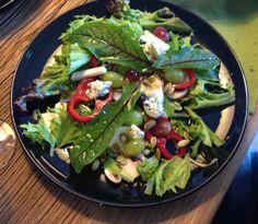á la Alajos. Salaatti nro 12.