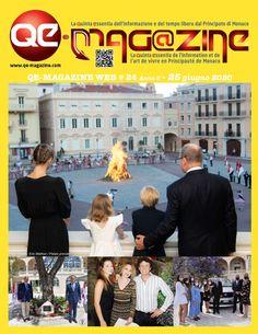 Il Principato di Monaco si prepara per un'estate speciale Monaco, Estate, Magazine, Amp, Magazines, Warehouse, Newspaper