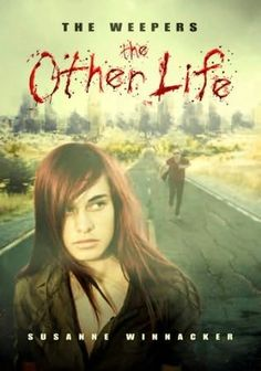 The Other Life by Susanne Winnacker (2012) --- Sherry has lived with her family in a bunker for more than three years. Her grandfather's body has been in the freezer for the last six months, her parents are at each other's throats and two minutes ago, they ran out of food. When Sherry and her father leave the  bunker in search of food, they find is an empty Los Angeles, destroyed by bombs and haunted by Weepers - savage humans infected with a rabies virus.