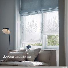 Roman Blinds, Bathroom Curtains, Roman Shades, Window Treatments, New Homes, Windows, Living Room, Bedroom, Interior