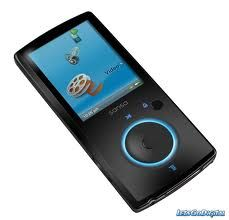 SanDisk Sansa View, Budget allrounder. Features included video, music, photo viewer, voice recording and micro sd slot.