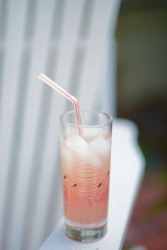 {Warm weather that encourages cocktails to be enjoyed outside}