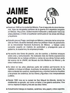 Jaime Goded: Biografia