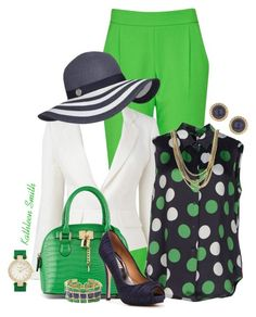 """Preppy Look"" by kathleensmith-i ❤ liked on Polyvore"