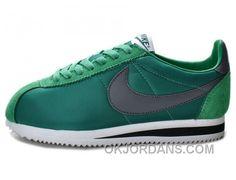 newest collection ccf8a c3978 Nike Classic Cortez Nylon Dark Atomic Teal Black White Copuon Code XnCt3x