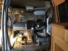 <p>Swivel seats are essential in any camper conversion. The additional space they give is far greater than the sum of the their parts. It's not just that they provide a way to face the rest of the idiots in your…</p>