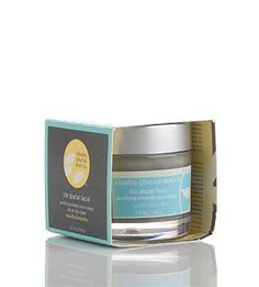 Alaskan Glacial Mud Facial Mask  Vanilla  Lavender -- You can find out more details at the link of the image.