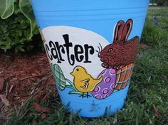 KIds Easter Pail Ideas