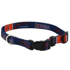 Los Angeles Angels Dog Collar