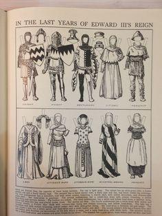 1300s Edward III continued (2)