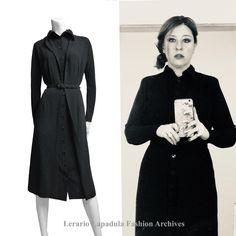 Premio Ubu 2017 - L'attrice Licia Lanera indossa un abito dall'archivio Luciano Lapadula. Anno 1937. Info: https://lucianolapadula.wordpress.com/2017/12/18/premio-ubu-2017-licia-lanera-in-un-mio-abito-del-1938/  #ubu40 #premioubu #lucianolapadula #berlino #vintage #storiadellamoda #outfit #teatro #style #attrice #storiadelcostume #fashion #fashionblogger #italia #cinema #ubu40 #ubu