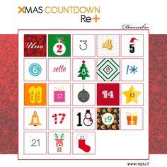 XMAS COUNTDOWN RE+: GIOCA CON NOI E VINCI FANTASTICI PREMI! Rispondendo ai quesiti del nostro quiz scoprirai interessanti dettagli su RE+, la storia del design e della Toscana...   #CHI: tutti i fans dei nostri profili social #QUANDO: 1 – 23 dicembre 2014 #PREMI: 1° premio > Re Voluxion Table; 2° premio > ReONE Table; 3° premio > Coupon digitale Sconto 30% #COME: commentando i post/tweet/pin/instapost #ESTRAZIONE: il sorteggio dei vincitori sarà effettuato tramite Random Picker. www.repiu.it