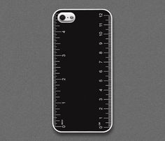 ruler iphone case. #fathersdaygifts