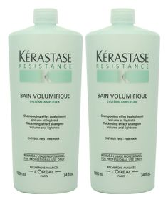 Look at this Thickening Effect Shampoo - Set of Two on #zulily today!