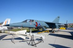 South African Air Force Museum Mirage F1-CZ 213